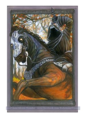 Black Rider, Soni Alcorn-Hender